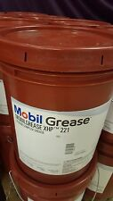 Mobilgrease XHP 221 pail 35.2 lbs LITHIUM COMPLEX SYNTHETIC GREASE