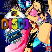 The Disco Party -Non Stop Dj Video Mix Dvd- 110 Minutes Of Disco Hits!!!!!