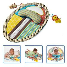 Baby Play Mat Gym Activity Toy Game Blanket Yummy-Time Floor Nappy Gear JYL