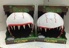TERRARIA Eye of Cthulhu Feature Plush Toy(22 cm)with Game Sounds Twins Pack