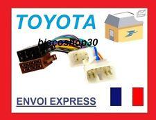 Toyota Previa 90 ultérieure Faisceau de Câbles Stéréo Radio ISO Voiture