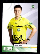 Daniel Siebert  DFB Schiedsrichter Autogrammkarte Original Signiert+A 148030