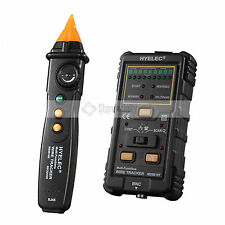 Pro RJ45 RJ11 Network Cable Wire Tracker Telephone Line Tester HYELEC MS6816