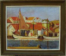 Tor Bergström *1899, Fischerdorf, datiert 1947
