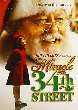 MIRACLE ON 34th STREET (1994) Christmas DVD BRAND NEW FREE SHIPPING
