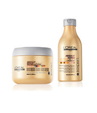 L'Oreal Professionnel Serie Absolut RepairCellular Repairing Masque + Shampoo