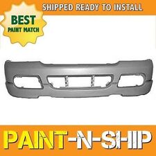 NEW Fits: 2002 2003 2004 2005 Ford Explorer Front Bumper Painted FO1000496