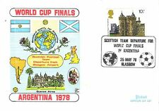 soccer world cup finals argentina 1978  scottish team sport