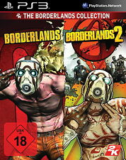 The Borderlands Collection (Sony PlayStation 3, 2013, DVD-Box) PS3 (Z) 3191