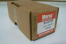 """""""BLOATER"""" Cutless Bearing 1""""x1-3/8""""x4"""" Marine Cutlass Bearing MORSE BRASS SHELL"""
