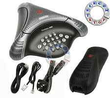 Polycom VoiceStation 300 Conference Phone Telephone - Inc VAT & Warranty -