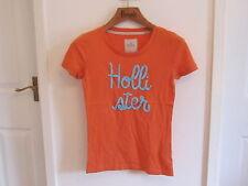 Ladies Hollister Top Size S Orange