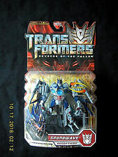 TRANSFORMERS ROTF MOVIE DELUXE SOUNDWAVE ACTION FIGURE! UNOPENED!