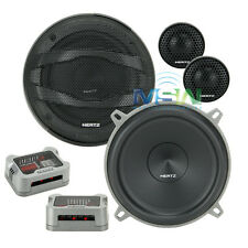 """*NEW* HERTZ MPK 130.3 PRO 200W MAX 5"""" 4-OHM TWO WAY COMPONENT SPEAKER SYSTEM"""