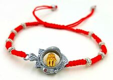 EVIL EYE Protection Red String KABBALAH BRACELET Spinning Lucky HAMSA Amulet