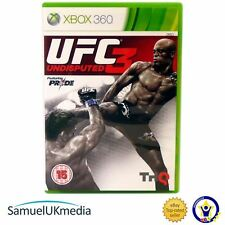 UFC: Undisputed 3 (Xbox 360) **IN A BRAND NEW CASE!**