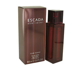 Escada Sentiment Pour Homme 100 ml  Eau de Toilette Spray 100ml neu /OVP/Folie