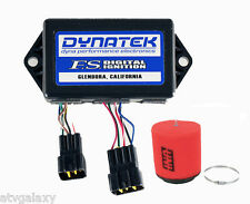 Dynatek CDI Ignition + Uni Air Filter Intake Honda TRX450R TRX 450R 04 Dyna FS