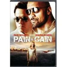 PAIN & GAIN (DVD, Canadian) New / Factory Sealed / Free Shipping