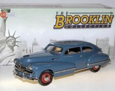 Brooklin BRK 210, 1942 Oldsmobile 98 B-44 Sedanette, Tunis Blue Poly, 1/43