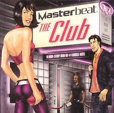FREE US SHIP. on ANY 2 CDs! NEW CD Various Artists: Masterbeat: The Club