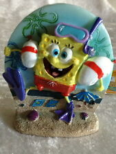 Aerating Diver SpongeBob- Fish Aquarium Decoration Ornament - 3""
