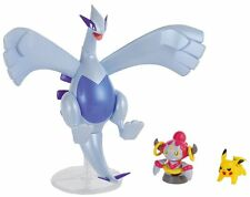 BANDAI Pokemon Plastic Model Collection The Movie HOOPA & LUGIA & PIKACHU