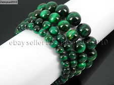 Handmade 6mm Mixed Natural Gemstone Round Beads Stretchy Bracelet Healing Reiki
