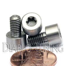 TITANIUM M5 x 8mm - SOCKET Cap Screw SHCS - T25 TORX drive / Star / 6lobe / TX