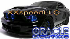 ORACLE Ford Mustang 2010-2012 BLUE LED Headlight Halo Angel Eyes Kit