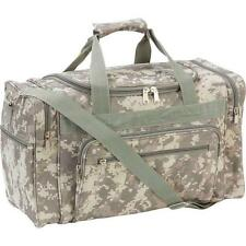 "18"" Camo Water-Resistant Army Hunting Duffle Travel Tote Overnight Bag Luggage"