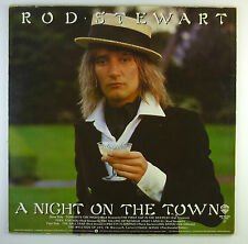 "12"" LP - Rod Stewart - A Night On The Town - L7481 - washed & cleaned"
