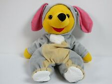 Disney Winnie The Pooh As Rabbit Plush Toy Figure 13'' Tall