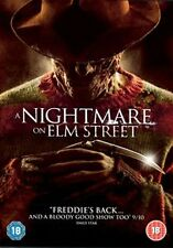 NIGHTMARE ON ELM STREET - DVD - REGION 2 UK