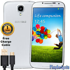 Samsung Galaxy S4 GT- I9500 16GB White Frost (Unlocked) Smart Phone