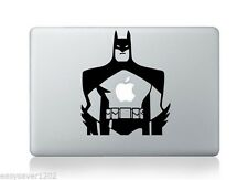 "Black Vinyl Apple Macbook Pro Air 13"" Inch Sticker Decal Skin Cover For Laptop"