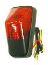 Feu rouge arrière Type XR moto enduro complet