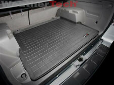 WeatherTech® Cargo Liner Trunk Mat - Toyota 4Runner - Small - 2003-2009 - Black
