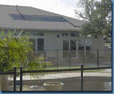 4 - 4' x 10'  SUNGRABBER  Inground Pool Solar Panel Heater System