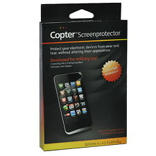 Copter Screenprotector Displayschutzfolie für iPhone 4 / 4S Fullbody
