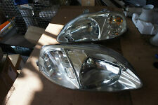 JDM Honda Civic EK9 kouki chrome headlights b16b 99' headlamp ek4 ek