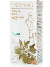 "IKAROV  After Sport Body Massage Oil ""Relax"" Natural Muscle Relief 125m, BEST PR"