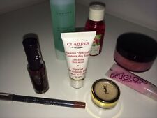 Lot Beaute Gloss Vernis Baume Yeux CLARINS, YSL, YVES ROCHER BIGUINE Etc
