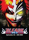 DVD Bleach Complete Tv1 - 366 End English Dub 2 Box Set (16 Discs ) DHL Express