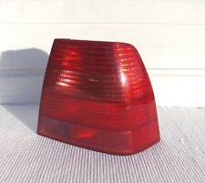 2002 Volkswagon Jetta RHS passenger tail light lens assembly with bulb panel