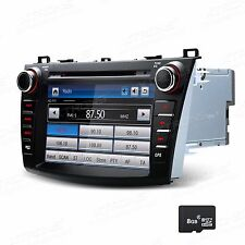 For Mazda 3 2010 2011 2012 2013 DVD Player Car Radio Stereo GPS Navi Bluetooth