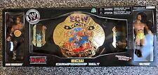ECW Exclusive 2-Pack ECW Championship BELT - John Morrison Et CM Punk