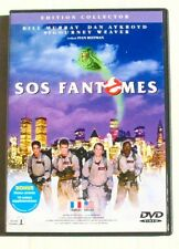 DVD SOS FANTOMES - Bill MURRAY / Dan AYKROYD / Sigourney WEAVER - ED. COLLECTOR