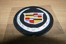 CHEVROLET - Embroidered Iron / Sew Music Badge NEW STOCK - FREE POST