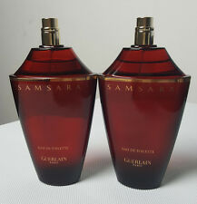 GUERLAIN SAMSARA 100ML/3.30Z EDT x 2 BOTTLES SPECIAL OFFER!- FREE SHIPPING!